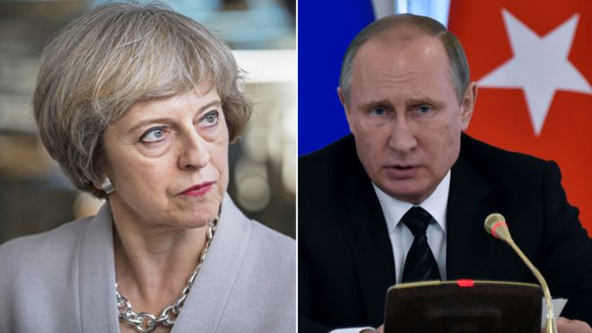 Business as Usual Between UK & Russia