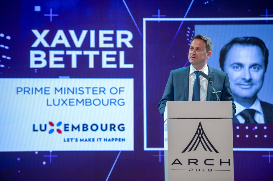 Arch Summit Concludes in Luxembourg