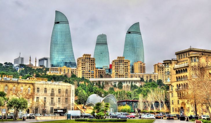 New Blackthorne IOR in Azerbaijan